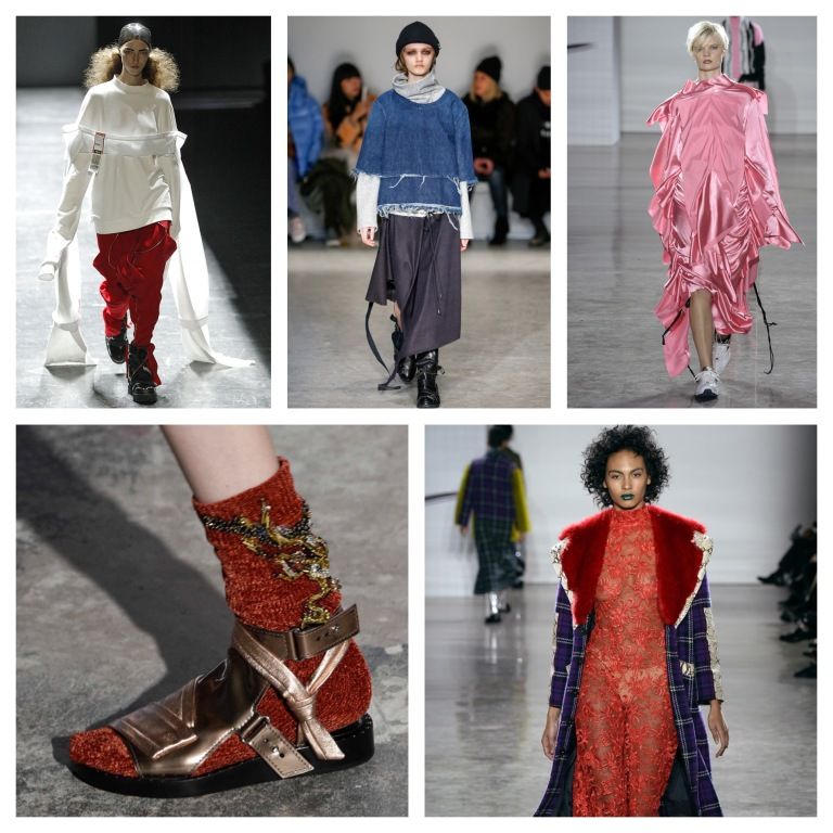 Headline Photo 5 Trends During NYFW Fall 16'